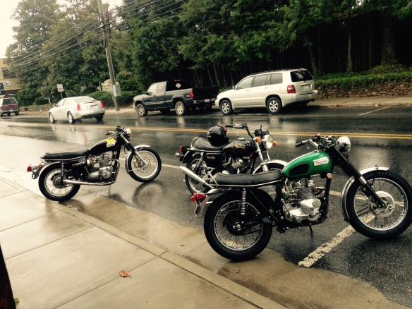 Wet Triumphs